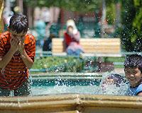 Aşırı sıcaklar 2 kişinin ölümüne neden oldu.16526
