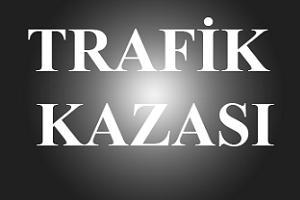 Bursa'da trafik kazası: 1 ölü 3 yaralı.8053