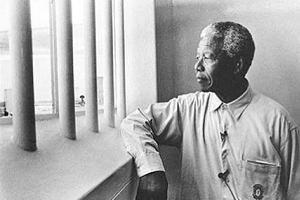 Nelson Mandela film oluyor.12040