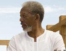 Nelson Mandela beyazperdede.7576