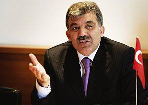 CHP, Gül'ün cumhurbaşkanlığı adaylığına karşı çıkıyor .20957