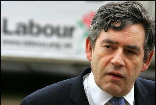 Gordon Brown'un tepki çeken sözleri.11528