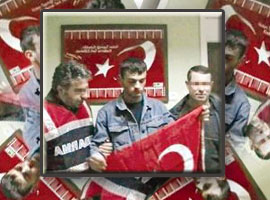 Santoro'nun katili O.A.'da Türk bayrağıyla poz vermiş...!.21625