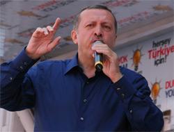 Erdoğan, Muğla mitinginde bu kez Anavatan'a yüklendi.17828