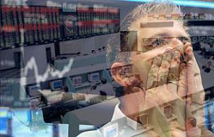 Borsa düşüşle kapandı.14986