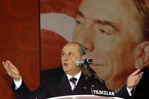 MHP lideri Bahçeli, tezkereyi bekliyor.9234