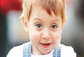 2 yaşındaki bebeğin inanılmaz yeteneği.9561