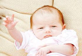 Üç günlük bebek terkedildi.10053