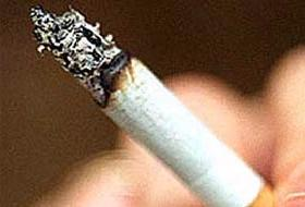Sigara içenin grip riski yüksek.9226