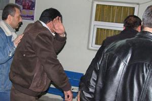 Görev başında alkollü yakalanan polis memuru!.11990