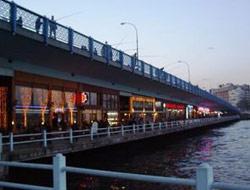 Atatürk ve Yeni Galata köprüleri, bu gece 1 saat trafiğe kapalı.15242