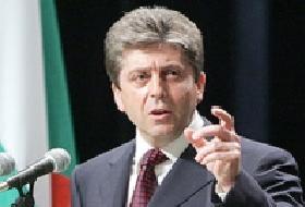 Bulgaristan Cumhurba�kan� Georgi P�rvanov ajan ��kt�! .10057