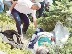Gemlik'te trafik kazası: 1 ölü, 5 yaralı .25010