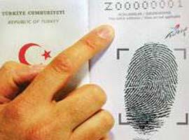 Pasaport ve ehliyet alacaklar parmak izi vermek zorunda.10249