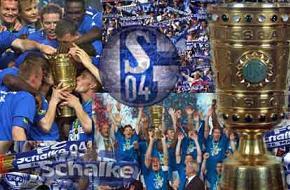 FC Schalke 04 yarı finalde.20437
