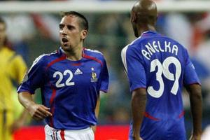 Hamit ve Ribery golleri att�.13194