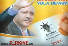 AK Parti'nin seçim beyannamesi .10185