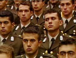ABD, orduyu eğitmesi için Afganistan'a asker gönderiyor.13711