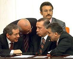 AKP'li bakanlar piyasada kur yaptı .9970