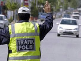 İstanbullu sürücülere ceza yağdı .9820