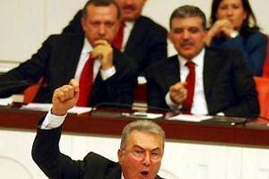 Bütçe görüşmelerinde, Erdoğan - Baykal düellosu.11643