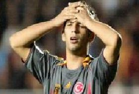 Galatasaray'da Arda şoku .11416