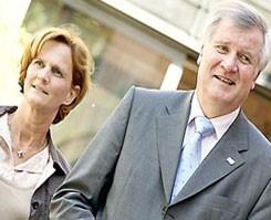 Alman bakanın aşk skandalı .11559