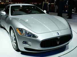 Maserati'den GranTurismo.10171