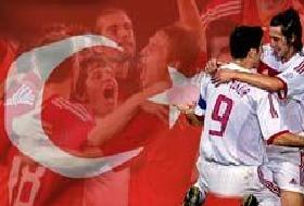Milli Takım'a turkuaz forma.12266