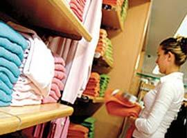 Tekstil ihracatının yüzde 80'i Avrupa'ya.12467