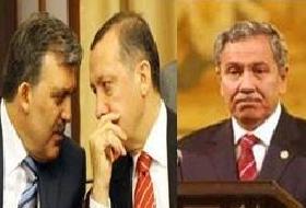 Erdoğan, 24 Bakan'dan oluşan kabineyi Gül'e sundu.11536