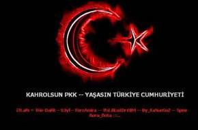 PKK'nın sitesi Türk hacker'larca çökertildi.10528