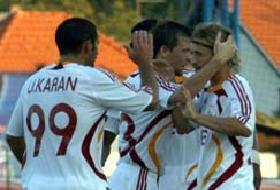 Galatasaray UEFA manşetinde .16192