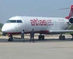 Kaçırılan uçaktan yolcular kaçtı.6729
