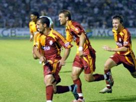 Galatasaray, Konyaspor karşısında gol olup yağdı: 6-0.18740