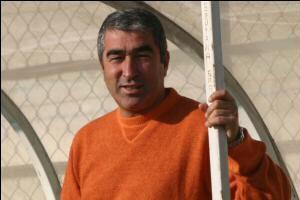 Bursaspor'da Aybaba 53. yaşını kutladı.11249