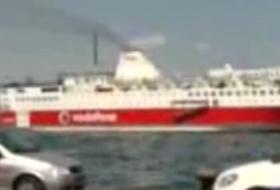 İstanbul'da yine feribot kazası: 1 ölü, 4 yaralı.6153