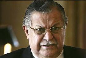 Talabani'den Esad'a ele�tiri .8263