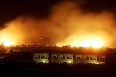 Yunanistan'da 5 gündür süren yangınlarda ölü sayısı 63!.23341
