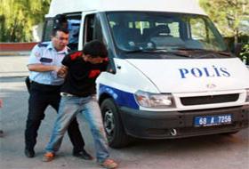 Aksaray'daki rehine deh�eti korkuttu.42210