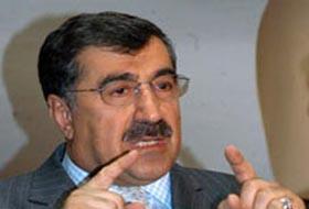 Aksu, Kürtçe TV yayınını değerlendirdi.12466