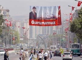 Kayseri'de Abdullah Gül bayramı .12525