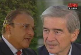 Televizyon da CHP li Öymen ile MHP'li Vural tartışdı.40686