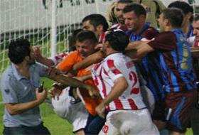 Trabzonspor'a ceza şoku! .59419