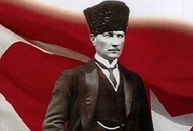 Mustafa Kemal Atatürk'ü anıyoruz.9023