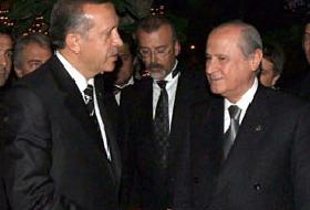 Erdoğan ve Bahçeli yakınlaşması.9017