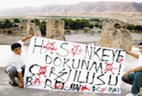 Hasankeyf bütün Türkiye'ye yaşam enerjisi veriyor.17477