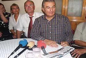 CHP lideri Baykal stres attı.20514
