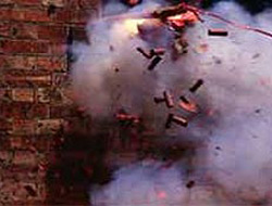 Sinemada patlama: 3 ölü .18156
