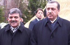 Abdullah G�l ve Erdo�an nikahta bulu�tu.66006
